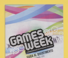 Catalogo evento GAMES WEEK