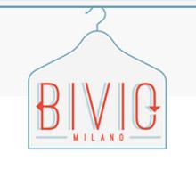 BIVIO MILANO – brand identity