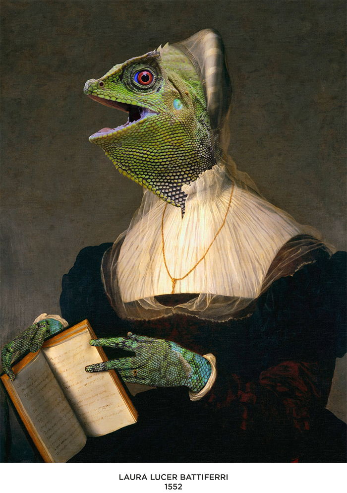 broscure Royal animal portrait-8